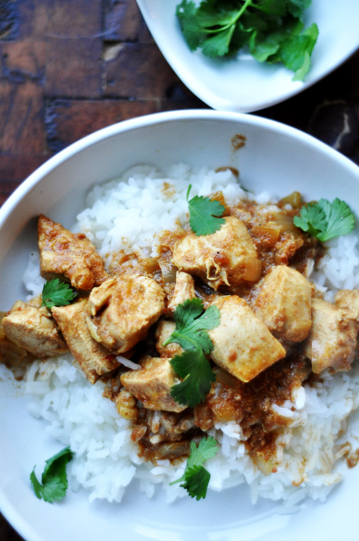 Slow Cooker Butter Chicken Recipe - Spiceologist