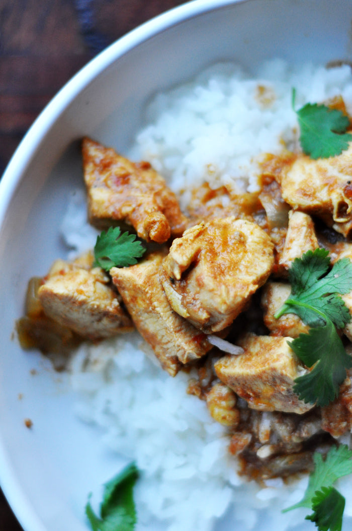Slow Cooker Butter Chicken Recipe – Spiceologist