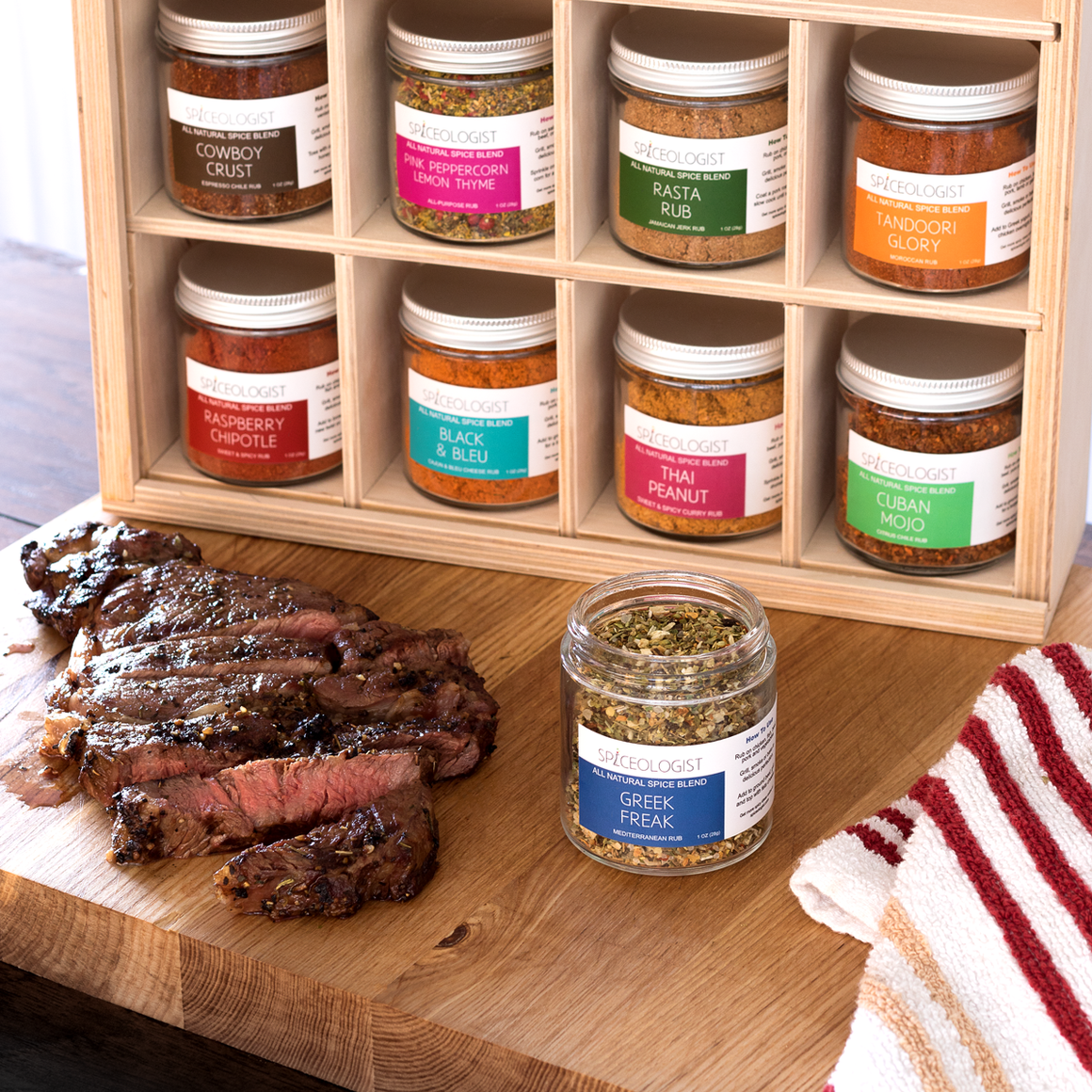 Ultimate Rub Gift Set