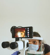 Load and play video in Gallery viewer, Portable Slit Lamp (PSL)