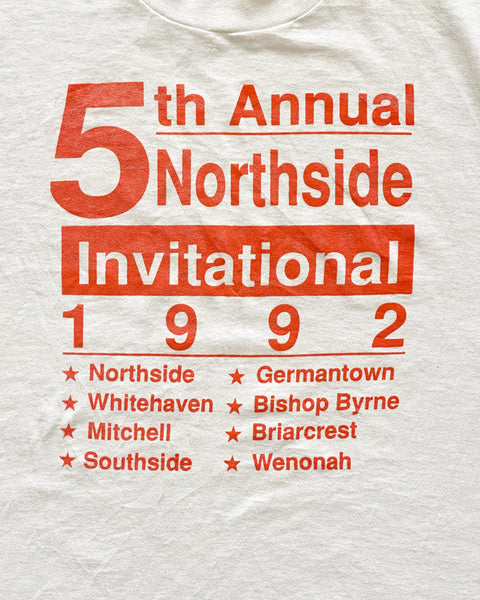 "Single Stitched ""Northside Invitational"" Tee - 1992"