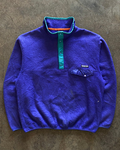 Patagonia Snap Fleece Pullover - 1990s