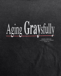 "Single Stitched ""Graysfully"" Tee - 1990s"