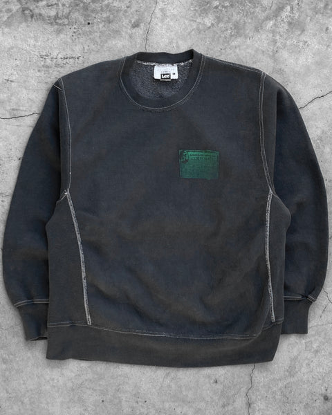 Lee Heavyweight American Express Sweatshirt - 1990s