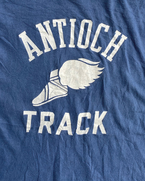 "Single Stitched ""Antioch Track"" Tee - 1970s"