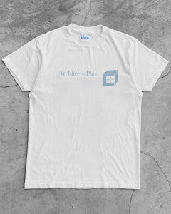 "Single Stitched ""Architect Plus"" Tee - 1980s"