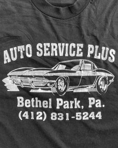 "Best Fruit Of The Loom ""Auto Service Plus"" Tee - 1990s"