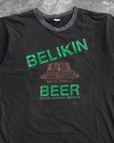 "Single Stitched ""Belkin Beer"" Tee - 1990s"