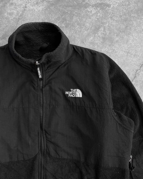 The North Face Fleece Paneled Windbreaker Jacket