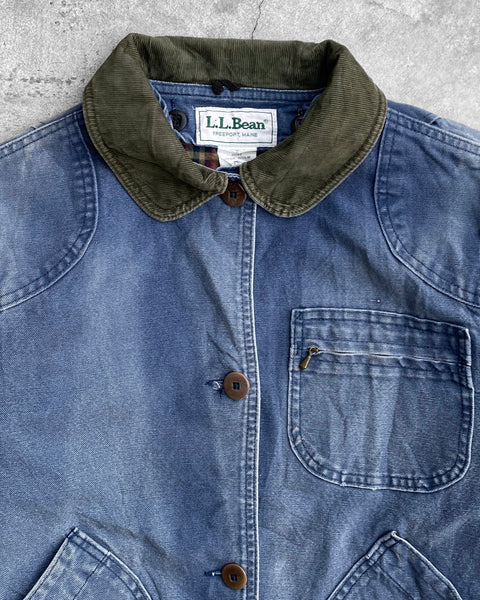 L.L. Bean Denim Chore Jacket - 1990s