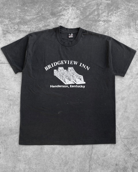 "Single Stitched ""Bridgeview Inn"" Tee - 1990s"