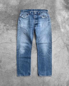 Levi's 501 Faded Jeans - 1990s