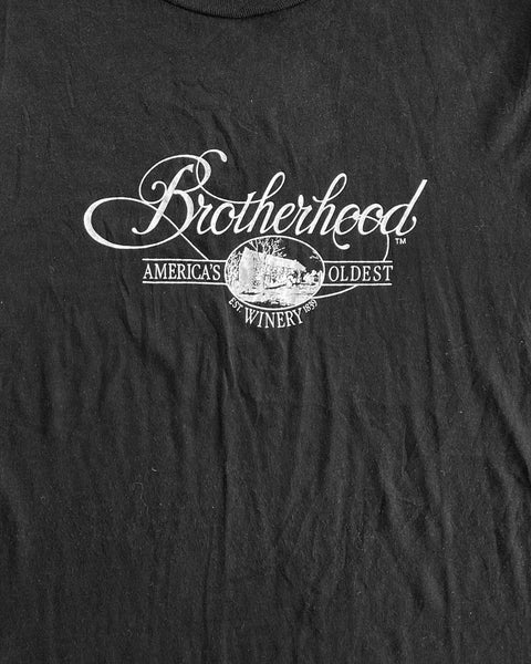 "Jerzees ""Brotherhood"" Tee - 1990s"