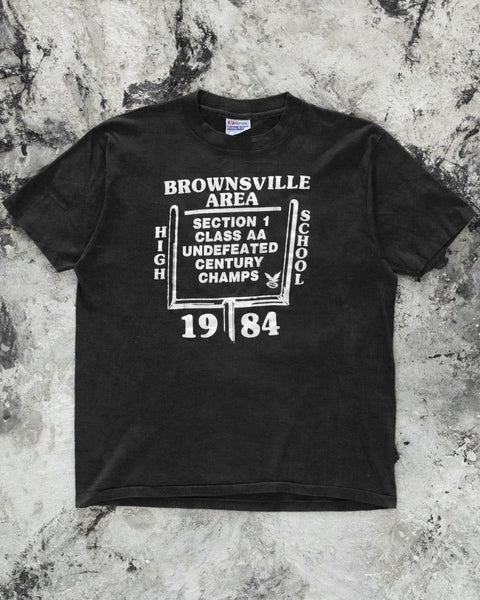 "Hanes Fifty-Fifty ""Brownsville Area High School"" Tee - 1984"