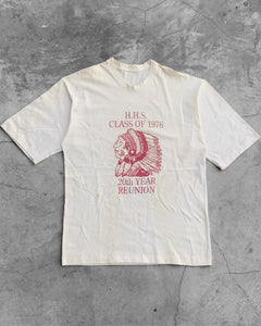 "Single Stitched ""Class Of 1976 Reunion"" Tee - 1996"