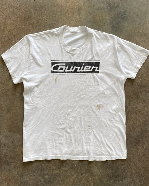 "Single Stitched ""Courier"" Tee - 1990s"