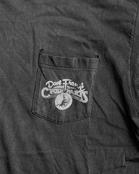 "Sun Faded ""Dave Frank Cycle Parts"" Tee - 1990s"