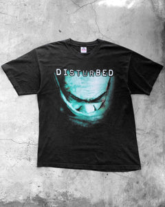 "Disturbed ""Spreading The Sickness"" Tour Tee - 2000"