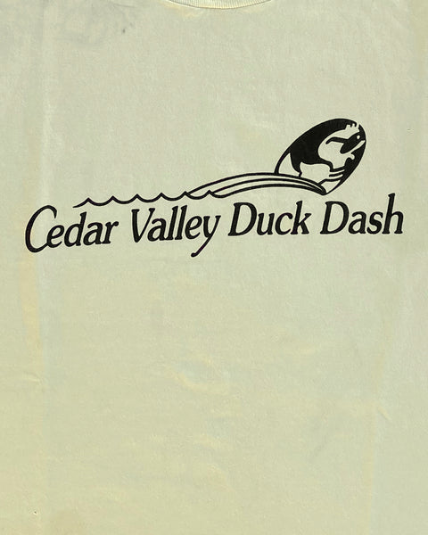 "Single Stitched ""Cedar Valley Duck Dash"" Tee - 1990s"