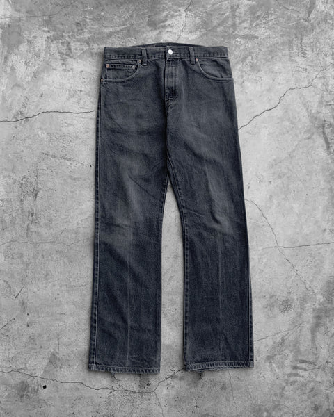 Levi's 517 Black Washed Jeans - 1990s