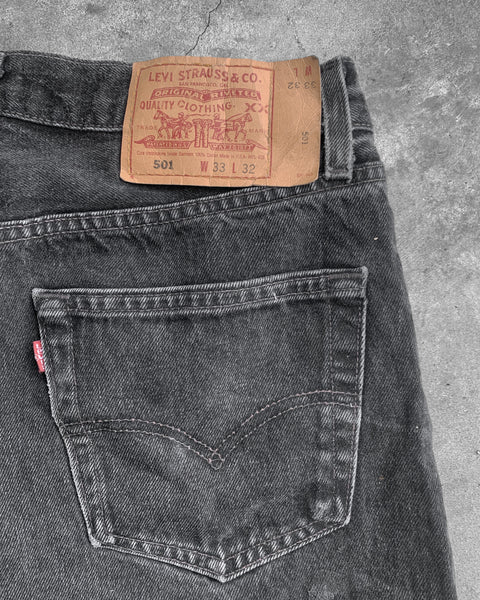 Levi's 501 Torn Jeans - 1990s