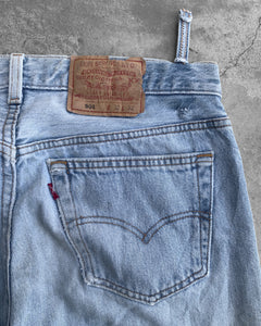 Levis 501 Sun Faded Jeans - 1990s