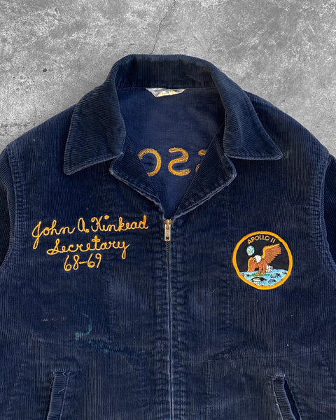 "Corduroy ""Missouri St. James"" FFA Jacket - 1960s"