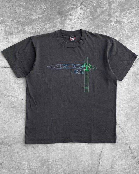 "Single Stitched ""Gospel Fest"" Tee - 1990s"