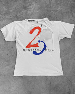 Thrashed Grateful Dead Tour Tee - 1993