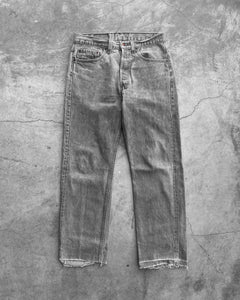 Levi's 501 Grey Faded Jeans - 1994