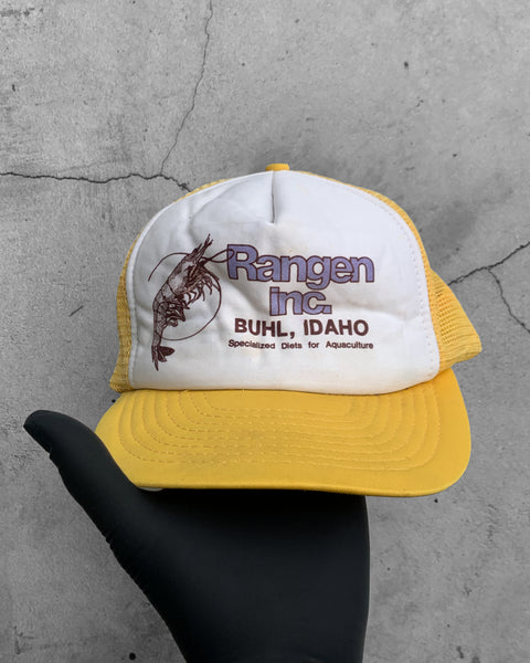 """Rangen Inc."" Trucker Hat - 1980s"