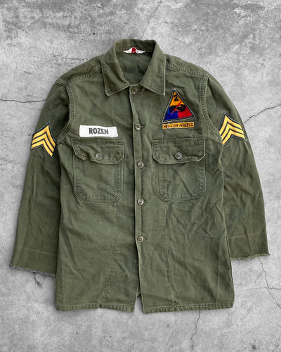 BVD Military Green
