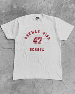 "Single Stitched ""Herman High"" Tee - 1990s"