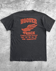 "Single Stitched ""Hoover Track"" Tee - 1990s"