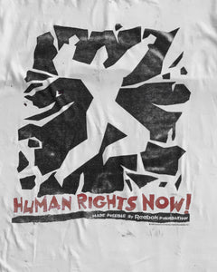 "Single Stitched ""Human Rights Now!"" Tour Tee - 1990s"