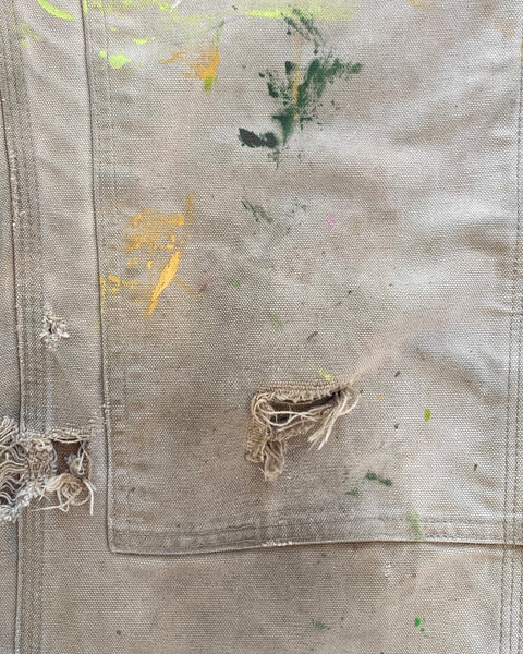 Carhartt Painted Double Knee Work Pant - 1990s