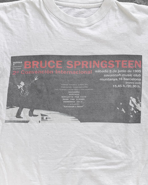 Bruce Springsteen Mexican Tour Tee - 1995