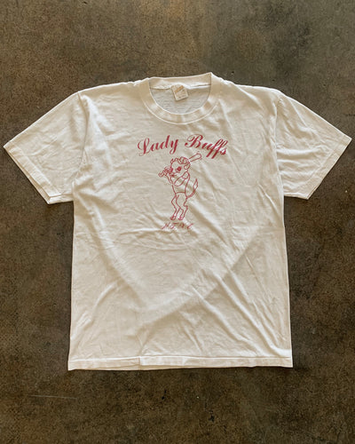 "Single Stitched ""Lady Bulls"" Tee - 1980s"