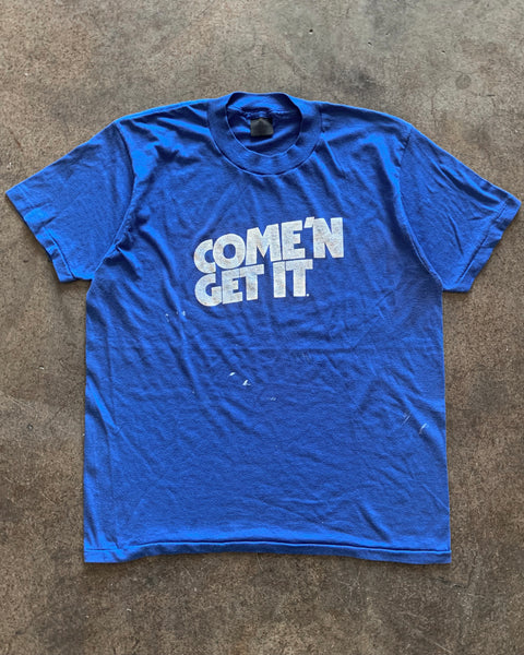 "Single Stitched ""Come 'N Get It"" Tee - 1980s"