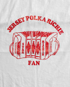 "Screen Stars ""Jersey Polka Richie"" Tee - 1990s"