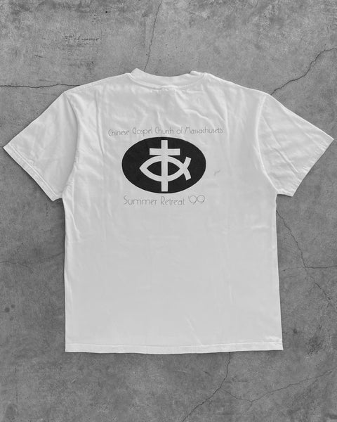 """Chinese Gospel Church"" Tee - 1990s"