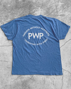 "Screen Stars Single Stitched ""Parents Without Partners"" Tee - 1980s"