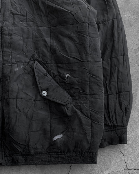Quilted Down Jacket - 1990s