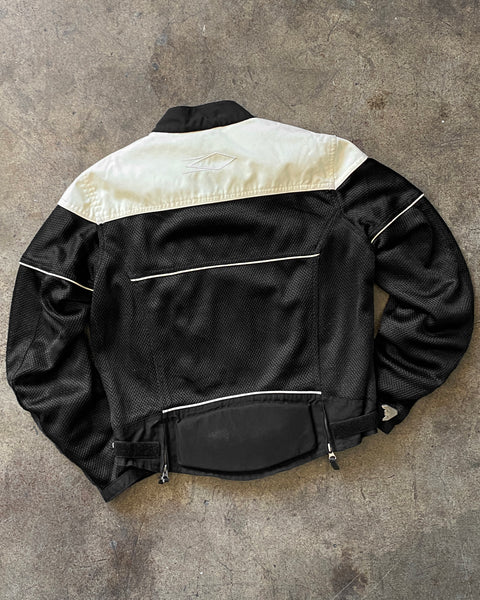 Padded Mesh Motorcycle Jacket