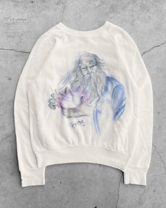 Hand Painted Wizard Raglan - 1987