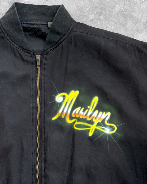 Marilyn Nylon Bomber - 1995