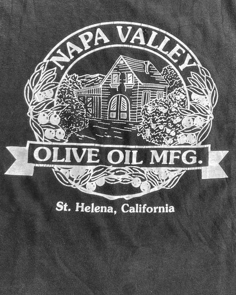 "Single Stitched ""Napa Valley"" Tee - 1990s"