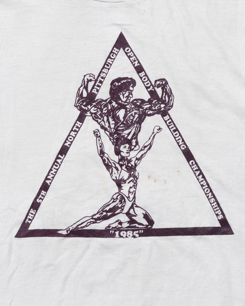 "Hanes ""Body Building Championships"" Tee - 1980s"