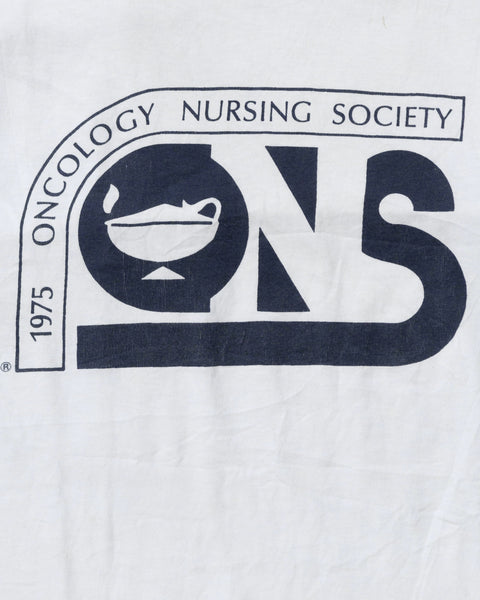 "Fruit Of The Loom ""Oncology Nursing Society"" Tee - 1990s"