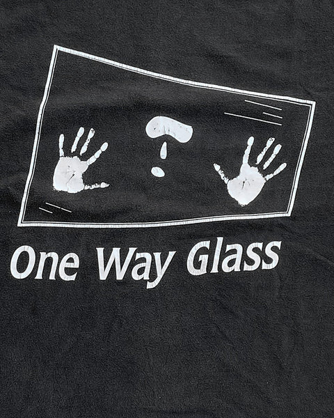 "Single Stitched ""One Way Glass"" Tee - 1990s"